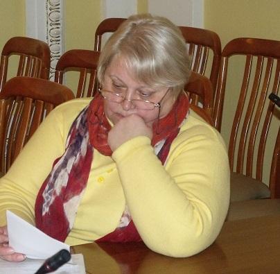 Блинова Татьяна Ивановна