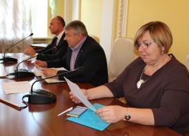 Публичная защита проектов по благоустройству территорий