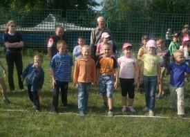 Развитие массового дворового спорта для детей и взрослых