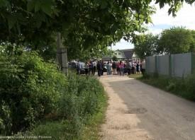 Олег Булеков встретился с жителями и активом ТОС поселка Недостоево