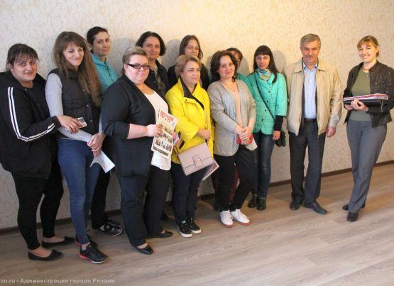 Активисты нового ТОС «Михайловское шоссе» обсудили вопросы благоустройства района