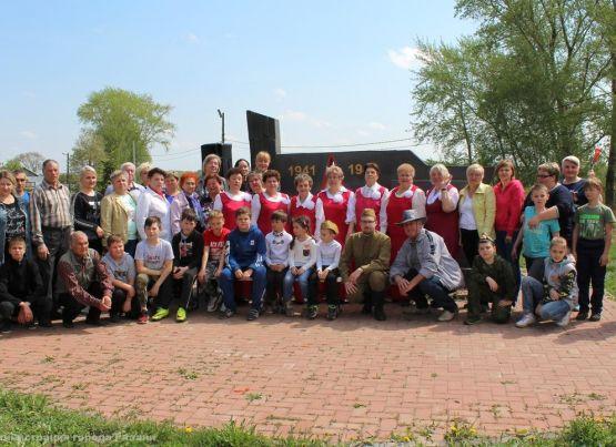 В преддверии Дня Победы рязанские ТОСы организовали праздники для ветеранов