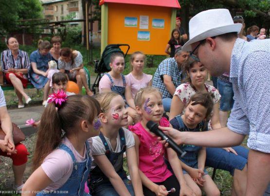 ТОС «Самовский» присоединился к федеральной акции «День соседей»