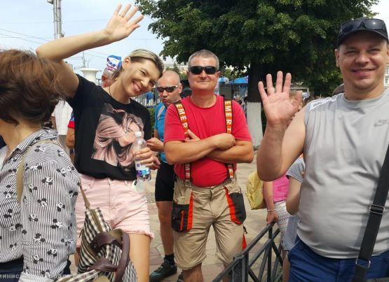 В рамках празднования Дня России состоялся межТОСовский турнир в городки