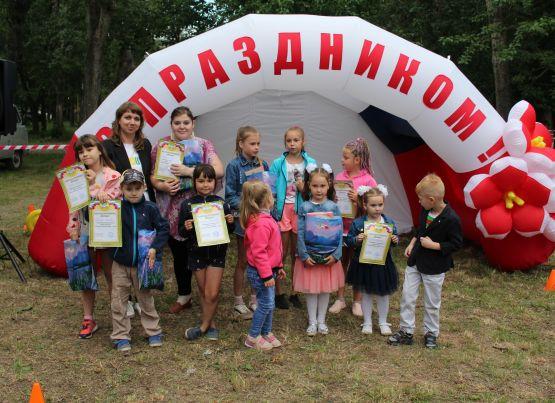 Продолжаются циклы добрососедских встреч и праздников во дворах и поселках Рязани