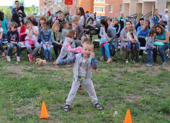 Комитет ТОС «Михайловское шоссе» провел семейный праздник