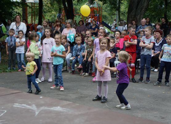 Рязанские ТОСы отпраздновали День знаний