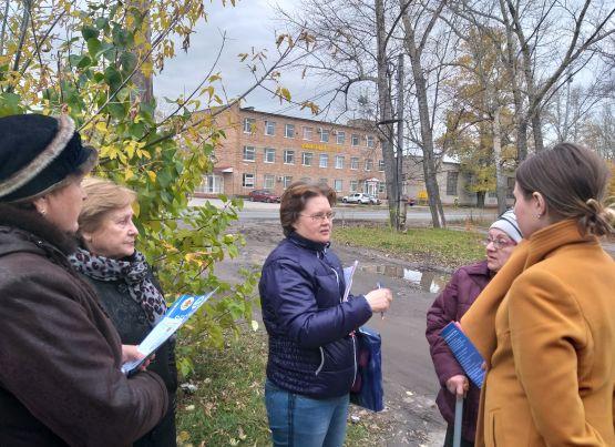 Жители частного сектора на Михайловском шоссе учредили ТОС «Энергетический»
