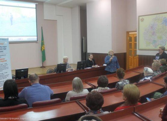 Жители Московского района внесли свои предложения по благоустройству Комсомольского парка