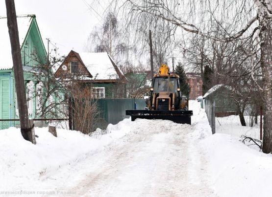 Общественный контроль за уборкой снега выстраивается на базе территориального общественного самоуправления