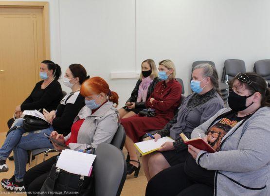 В Рязани проходят мероприятия по профилактике пожаров в быту