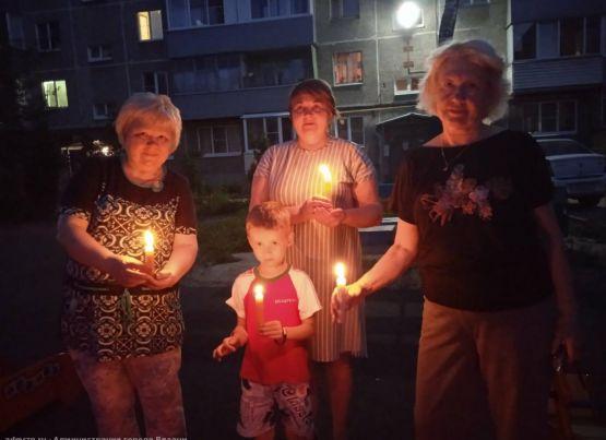 Рязанцы, объединения ТОС присоединились к Всероссийской акции «Лучи Победы», посвященной 80-й годовщине начала Великой Отечественной войны
