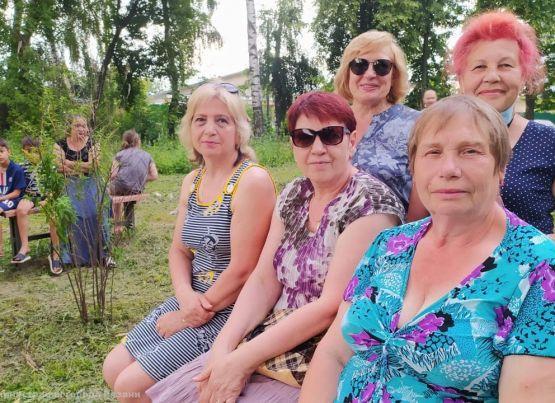 В поселке Дягилево состоялся праздник